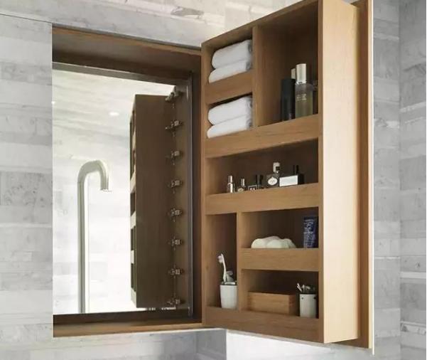 卫生间洗漱台设计案例