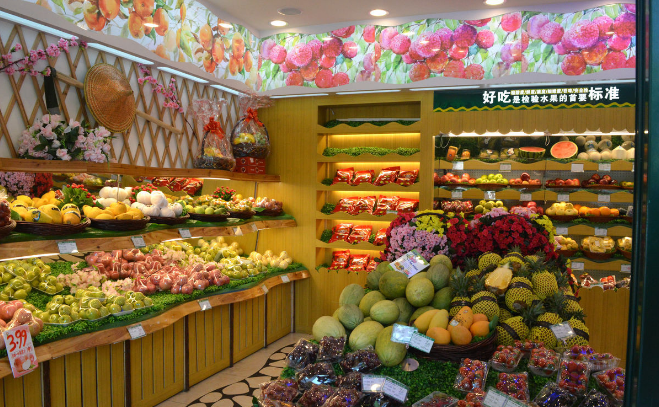 水果店如何装修 怎样装修水果店