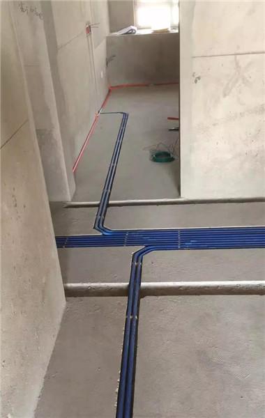 水电路改造开槽原则
