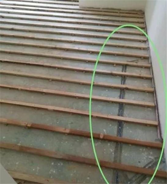 水电路改造开槽要求