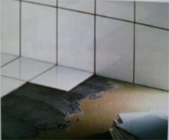 防水施工步骤