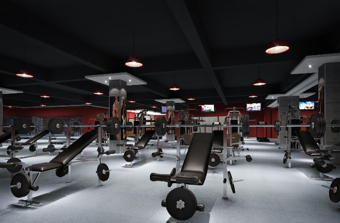 健身房装修