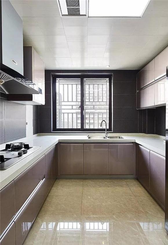 108平米小三房厨房装修