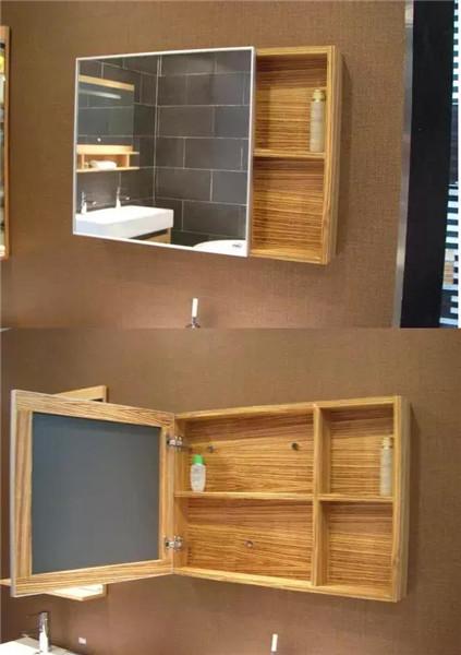 卫生间镜柜装修细节