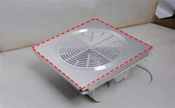 卫生间排风扇装修细节