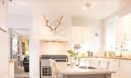 厨房一般用什么灯