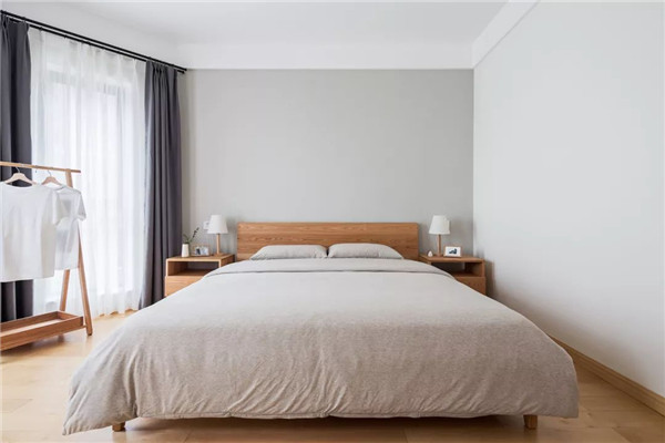 泉州90平米三室日式家装图6