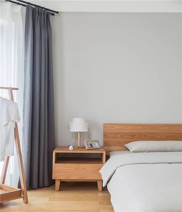 泉州90平米三室日式家装图7