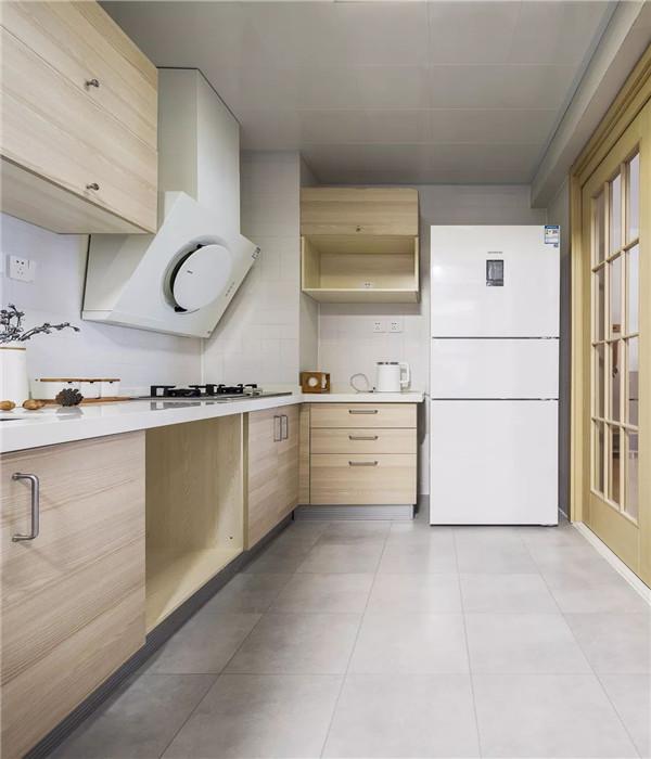 泉州90平米三室日式家装图9