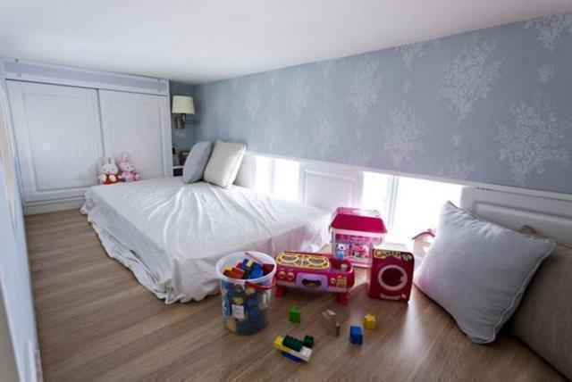 40平米小户型儿童房装修