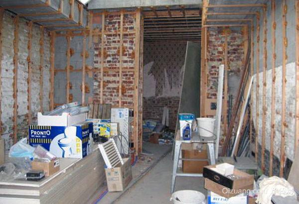 2018二手房装修拆旧费用 自己旧房改造装修步骤