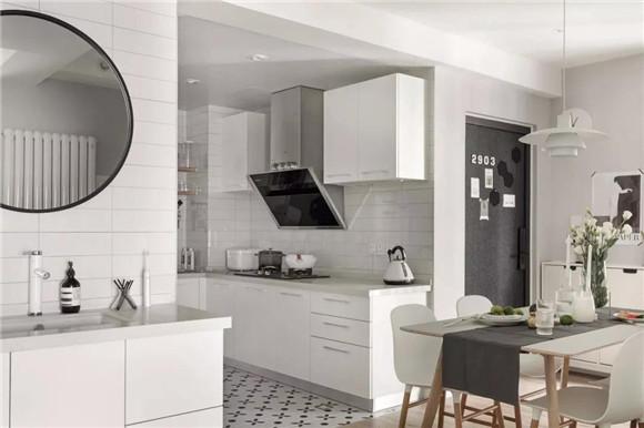 66平米二手房厨房改造