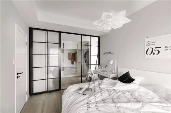 66平米二手房卧室改造