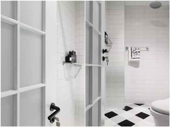 66平米二手房卫生间改造