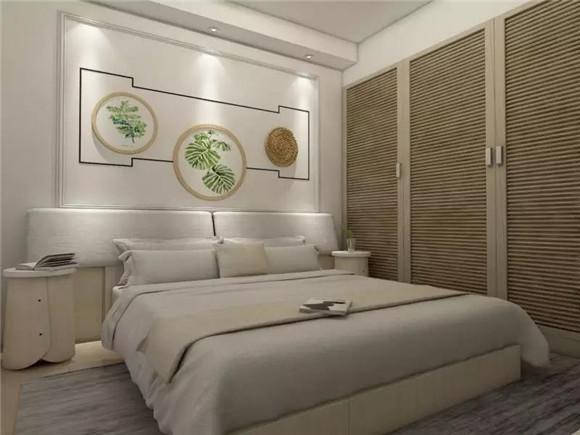 122平米卧室装修效果图