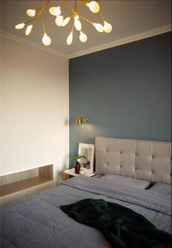 卧室细节装修