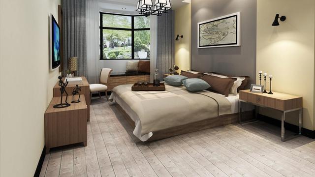 怎样挑选实木床