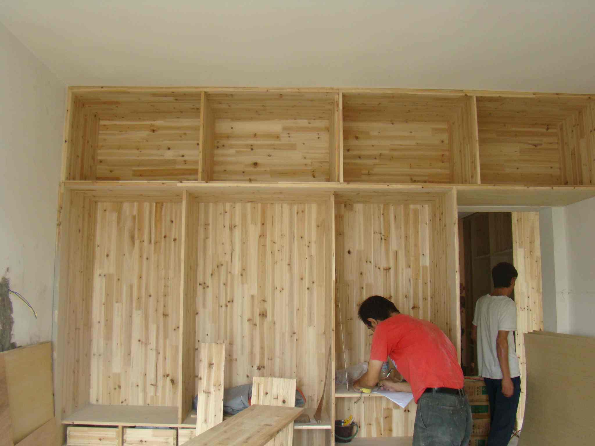 木工验收注意事项