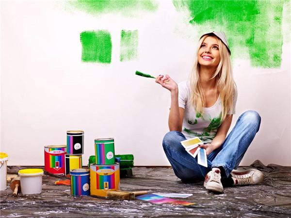 家用乳胶漆涂刷方式