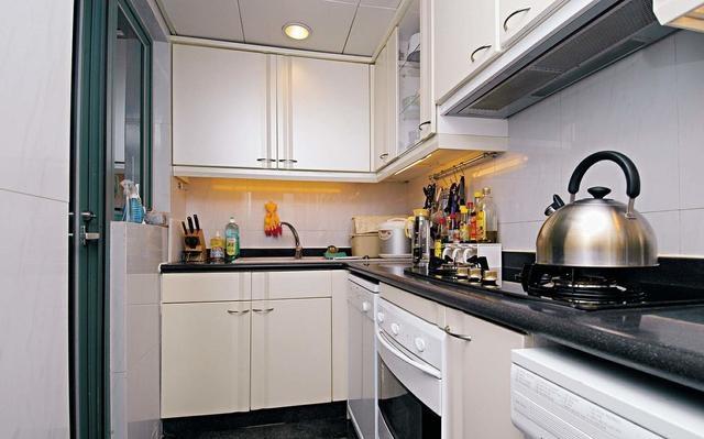 厨房的装修细节
