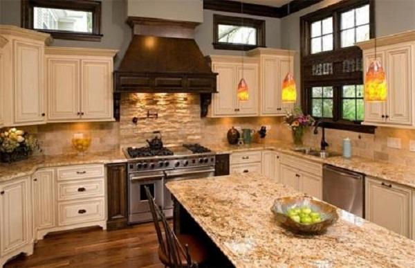 高端厨房家装设计