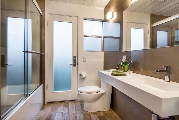 高端卫生间家装设计
