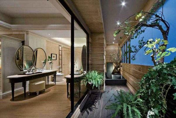 高端阳台家装设计