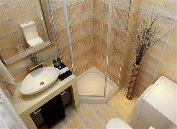 卫生间瓷砖上面加挡水条