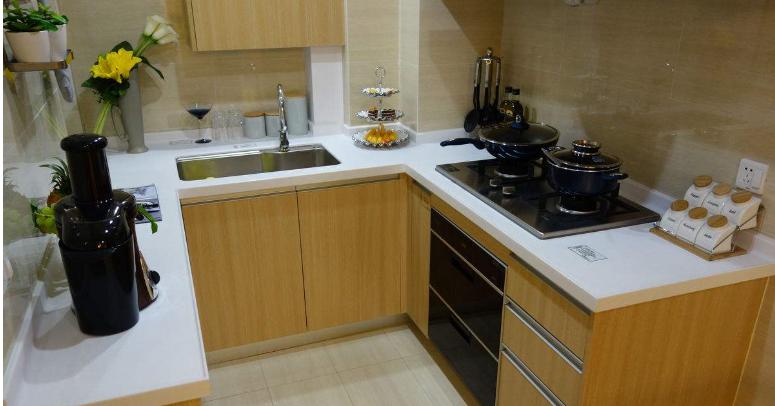 厨房电器设备的位置