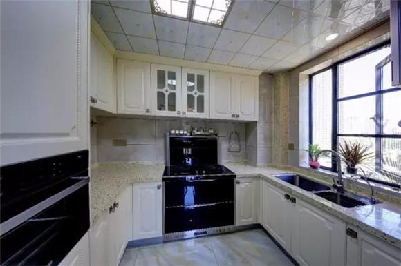 108平米新中式厨房装修