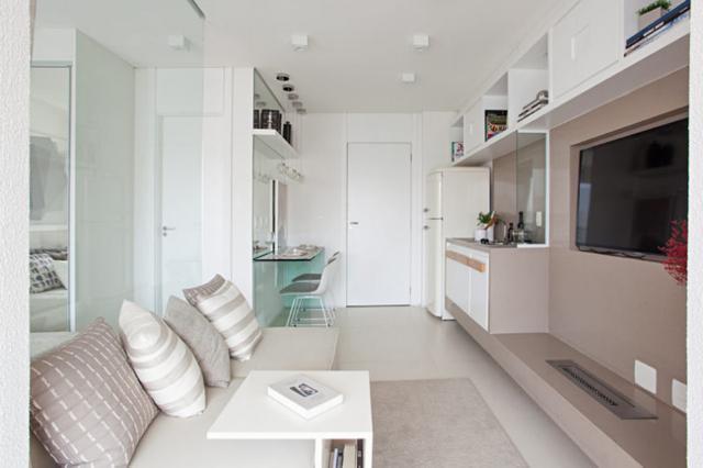 35㎡小户型房屋装修案例