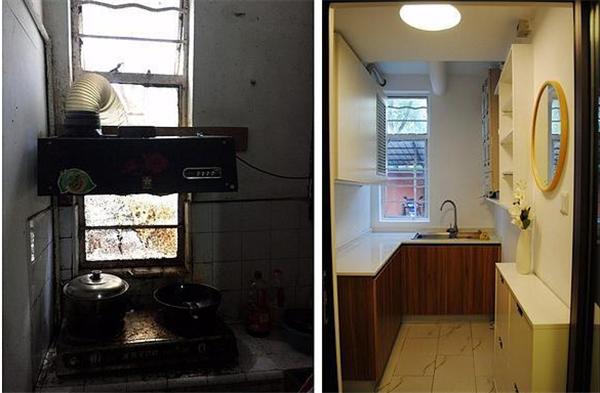 厨房和玄关