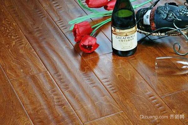 扬子地板是几线品牌