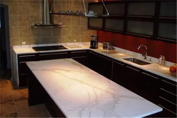 高端人造石厨房台面