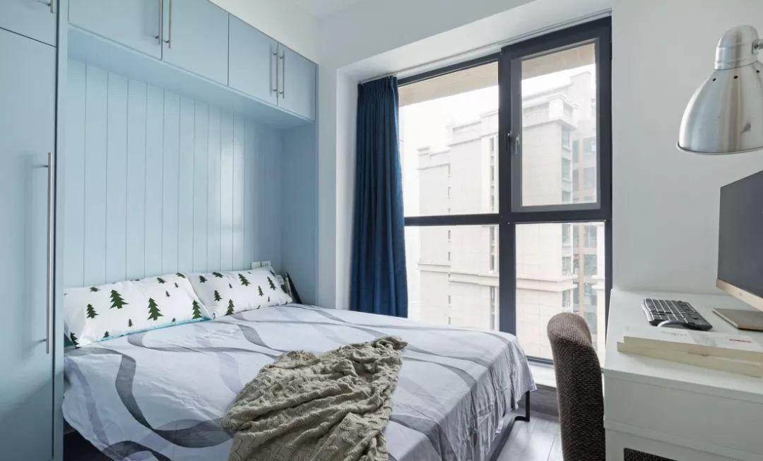 小卧室床款式隐形床