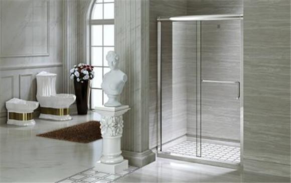 浴室用钢化玻璃
