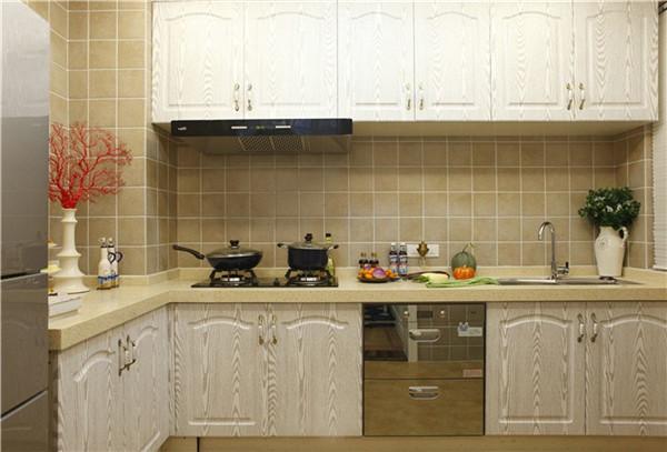 厨房水槽改造装修
