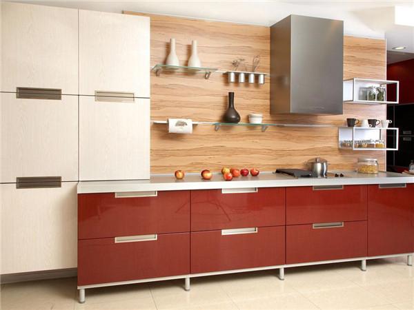 厨房嵌入式改造装修