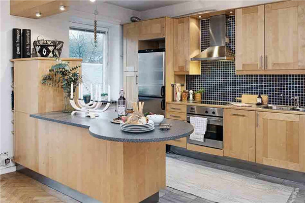 厨房地漏改造装修