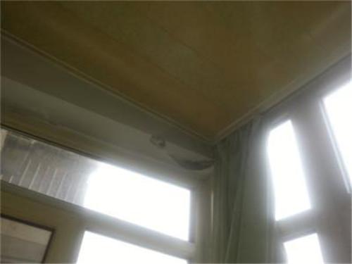 阳台窗户漏水解决方法