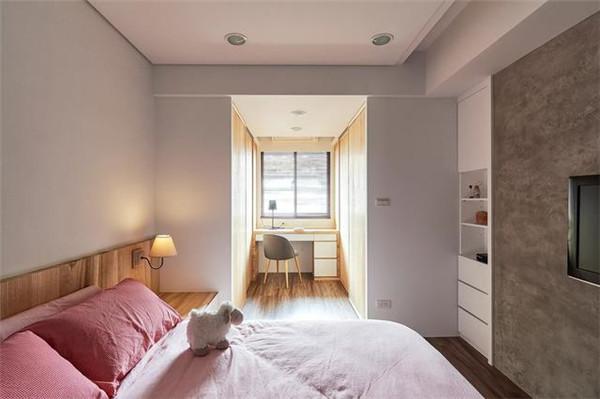 卧室小衣柜的装修方式