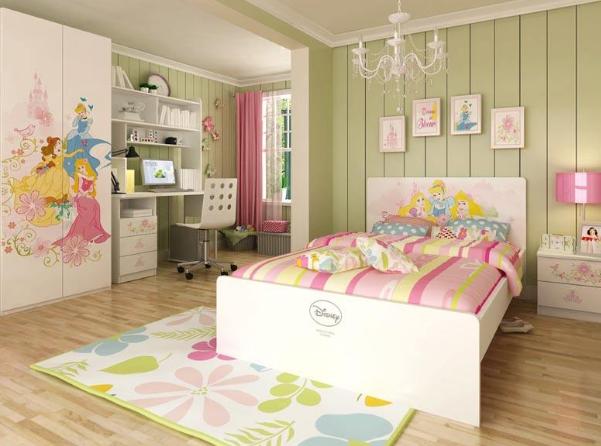 儿童卧室怎么装修比较好