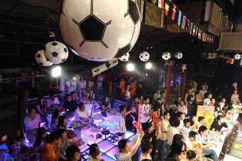足球酒吧避免球迷闹事方案