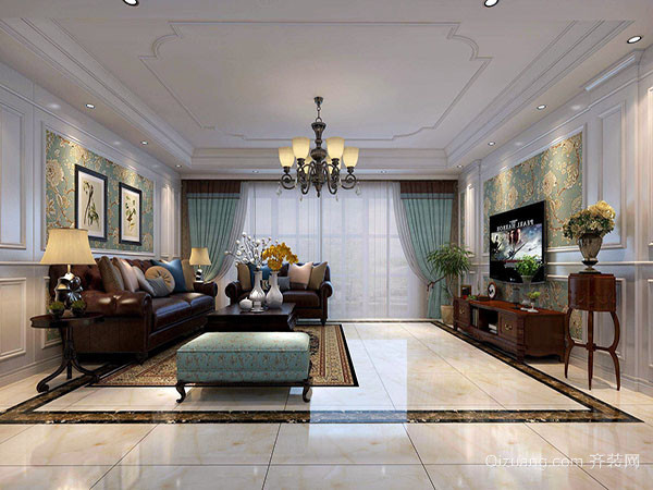 120平三室两厅全包装修价格