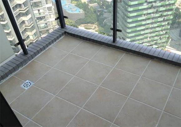 阳台地漏安装方法介绍