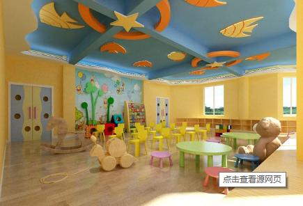 南宁幼儿园环保安全设计细节