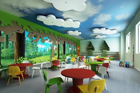 安全幼儿园设计技巧