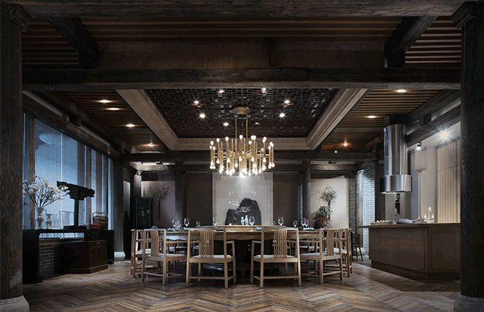 柳州餐厅装修控制预算5