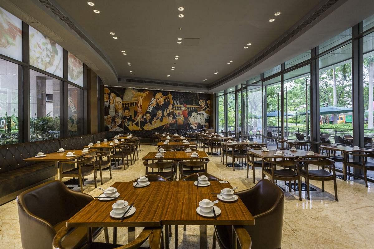 柳州餐厅装修控制预算6