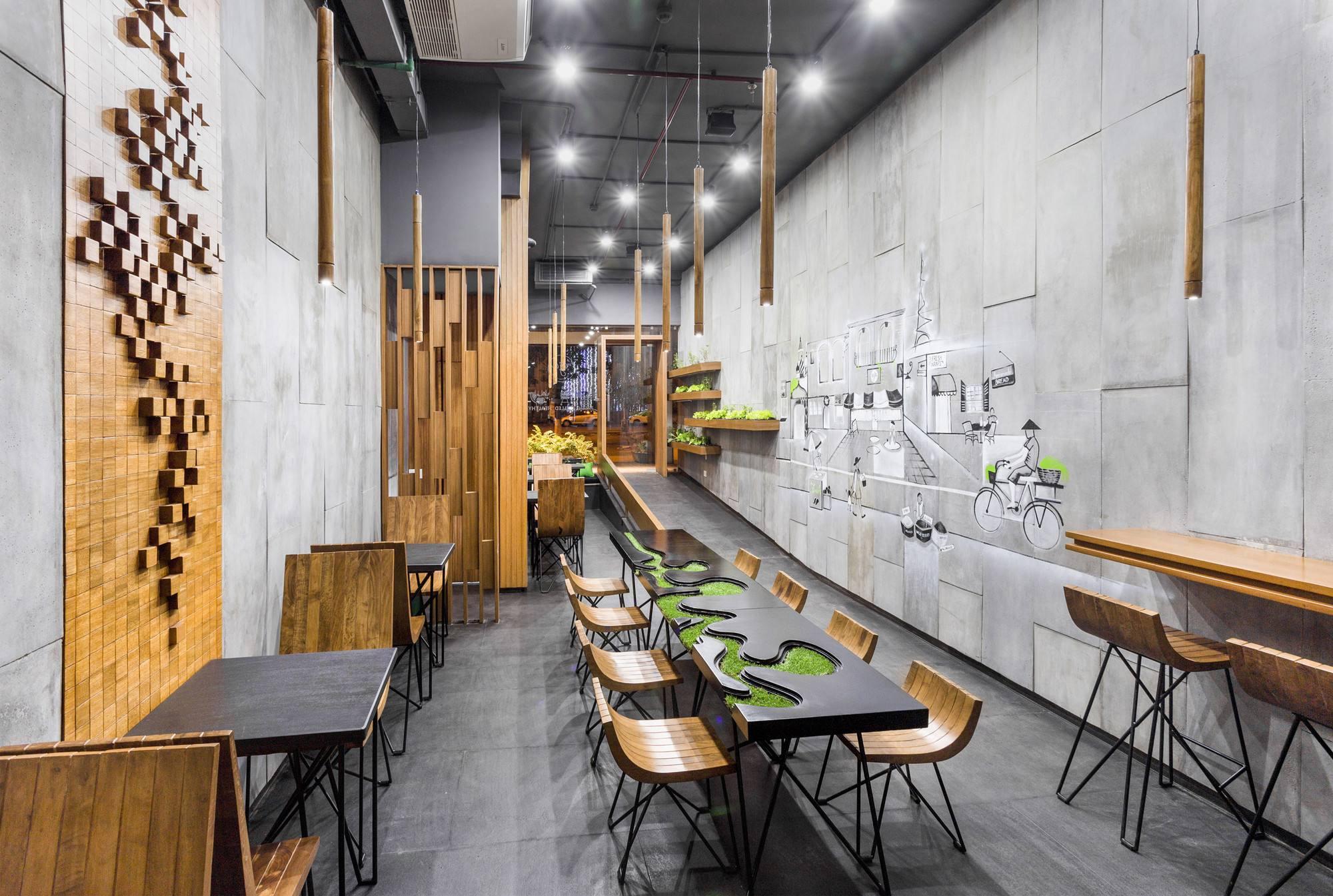 柳州餐厅装修控制预算2